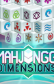 Mahjongg Dimensions 640 seconds